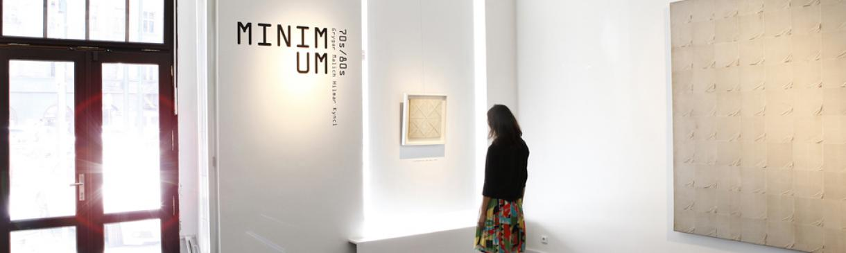 MINIMUM V GALERII EUROPEAN ARTS