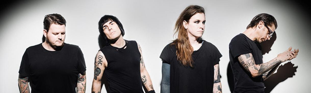 AGAINST ME! V LUCERNA MUSIC BARU