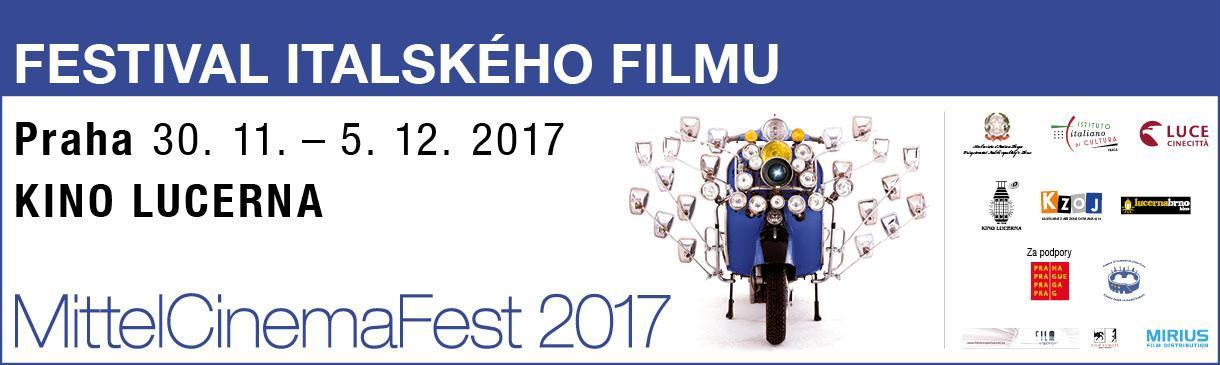 PŘEHLÍDKA ITALSKÉHO FILMU