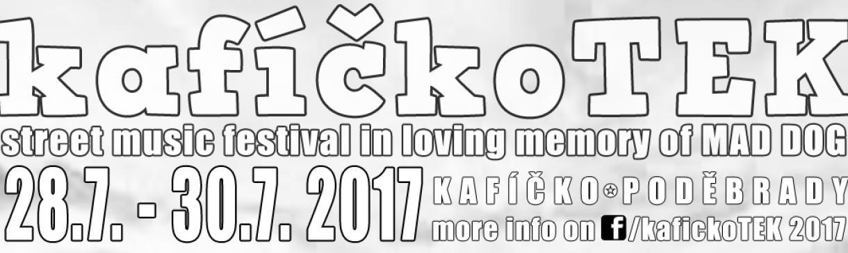 Festival KafíčkoTEK 2017