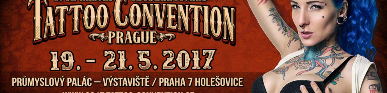 TATTOO CONVENTION V PRAZE