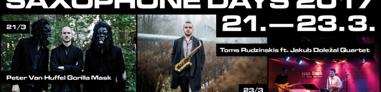 Saxophone Days