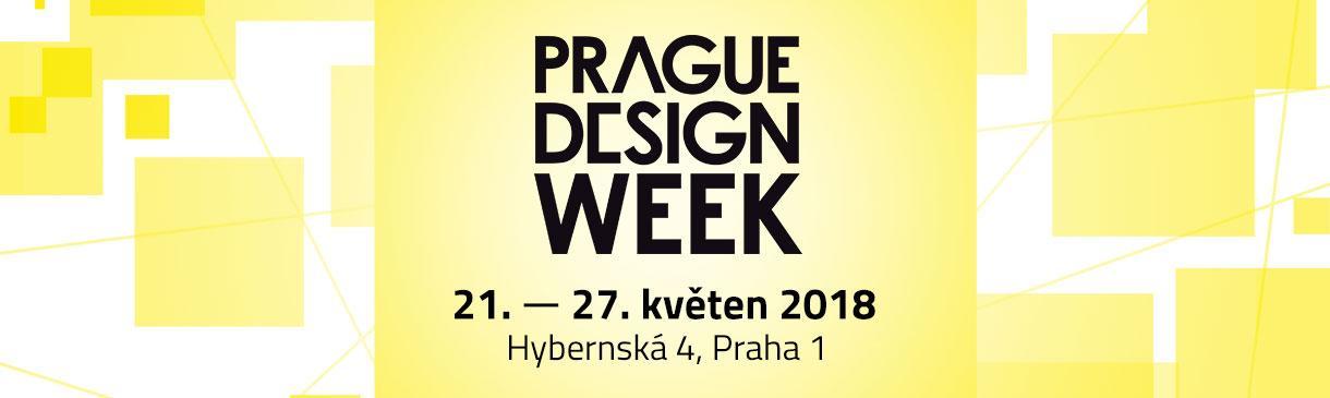 Prague Design Week 2018