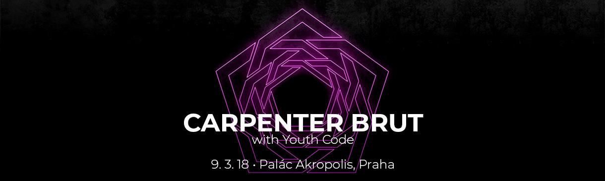 Carpenter Brut v Akropolis