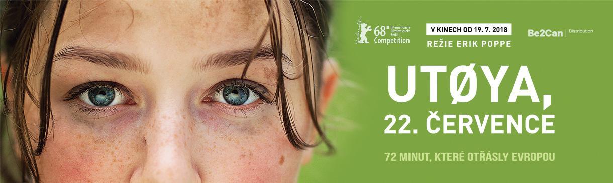 Drama Utøya, 22. července přichází do kin