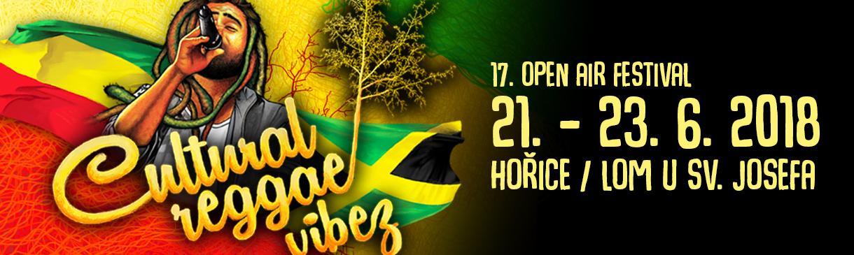 Cultural Reggae Vibez již po sedmnácté