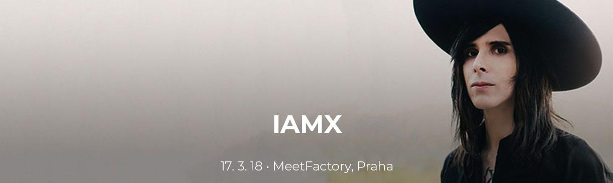 IAMX V MEETFACTORY