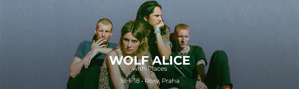 WOLF ALICE V ROXY