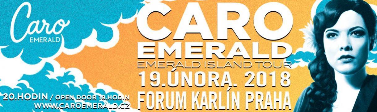 CARO EMERALD VE FORU KARLÍN