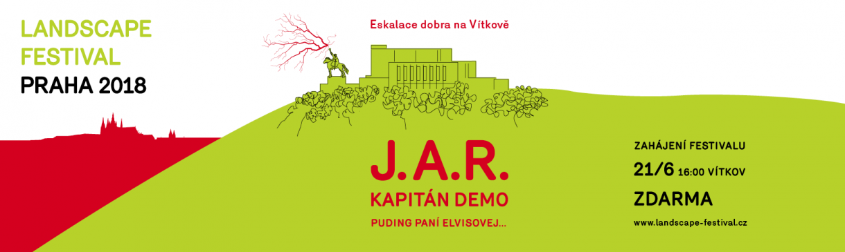 Landscape festival Praha 2018
