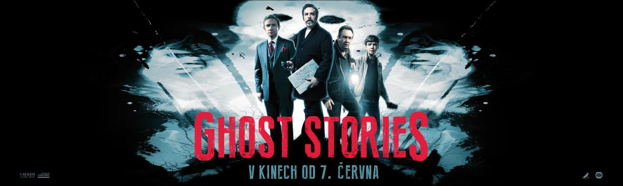 GHOST STORIES V KINECH