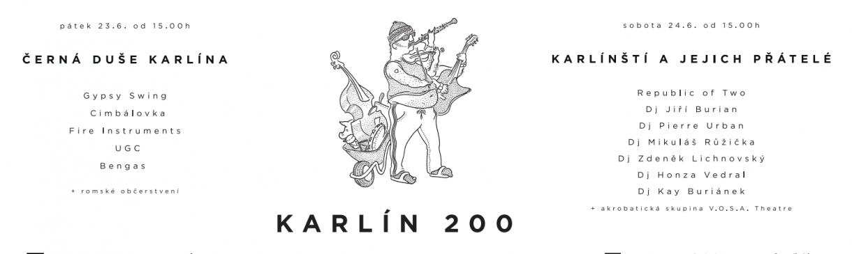 Karlín 200 v Přístavu 186 00