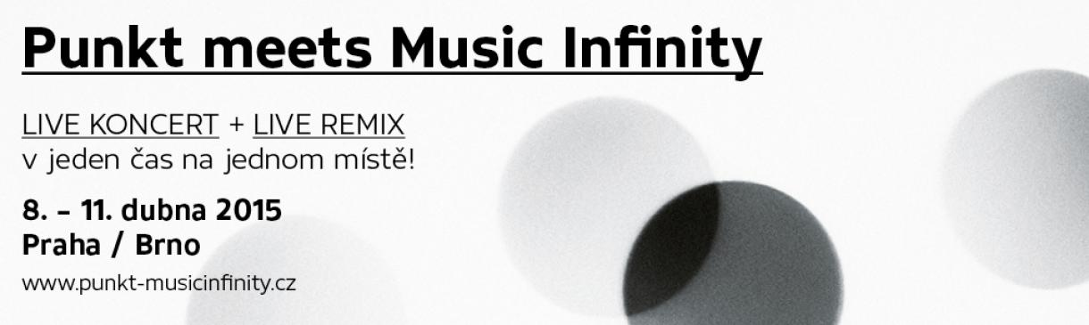 PUNKT MEETS MUSIC INFINITY