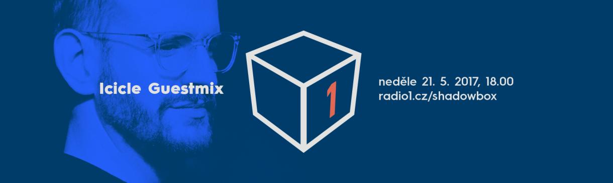 Icicle (Shogun Audio) Guestmix už dnes v Shadowboxu na Radiu 1
