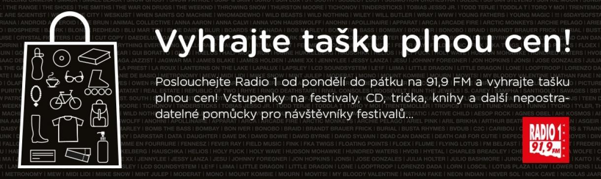 FESTIVALOVÁ TAŠKA 2018