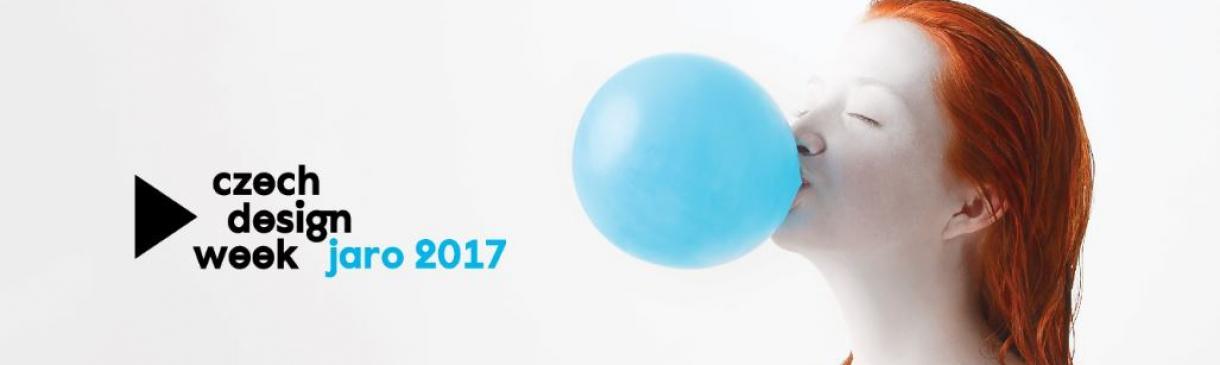 CZECH DESIGN WEEK JARO 2017
