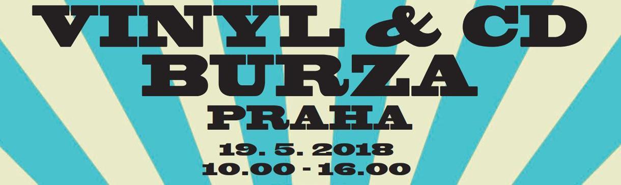 VINYL & CD BURZA V KD BARIKÁDNÍKŮ