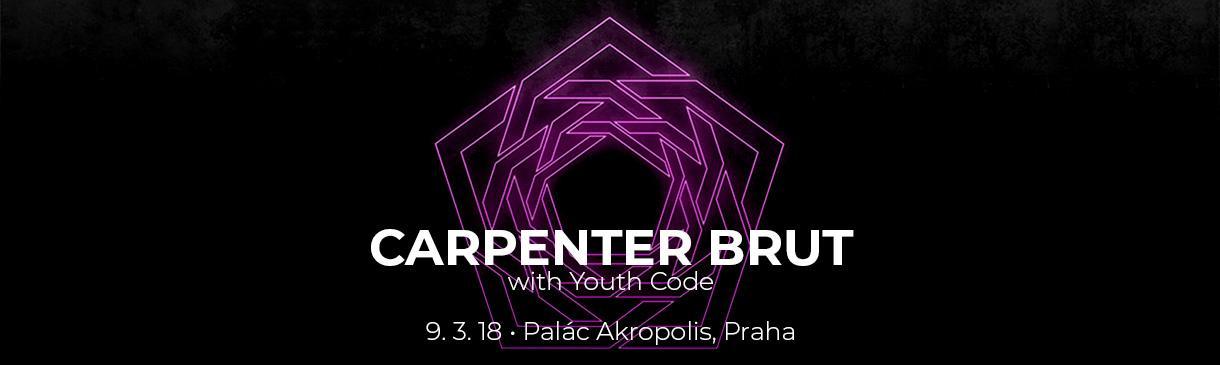 Carpenter Brut v Akropolis