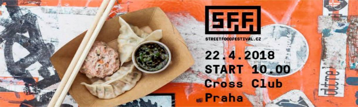 Street Food Festival Holešovice
