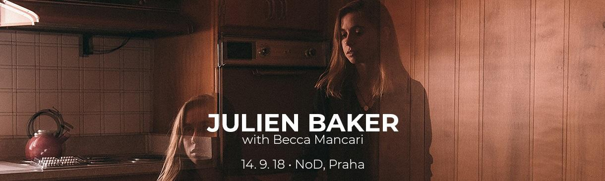 JULIEN BAKER V NOD
