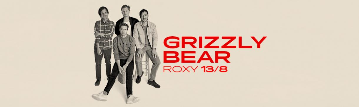 Grizzly Bear v Roxy