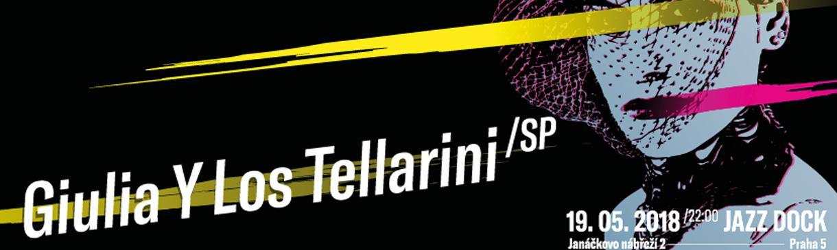 Giulia y Los Tellarini v Jazz Docku