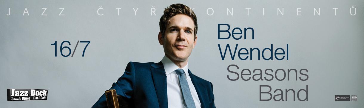 Ben Wendel zahraje dvakrát v Jazz Docku!