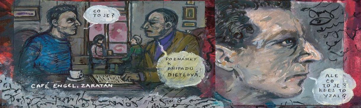 Český komiks v zahraničí