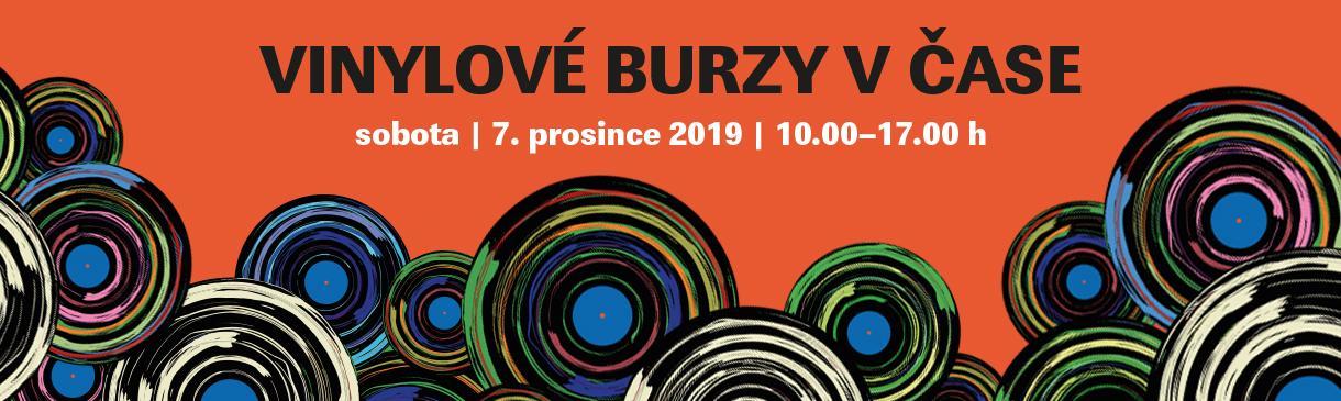 Vinylová burza v Českém muzeu hudby