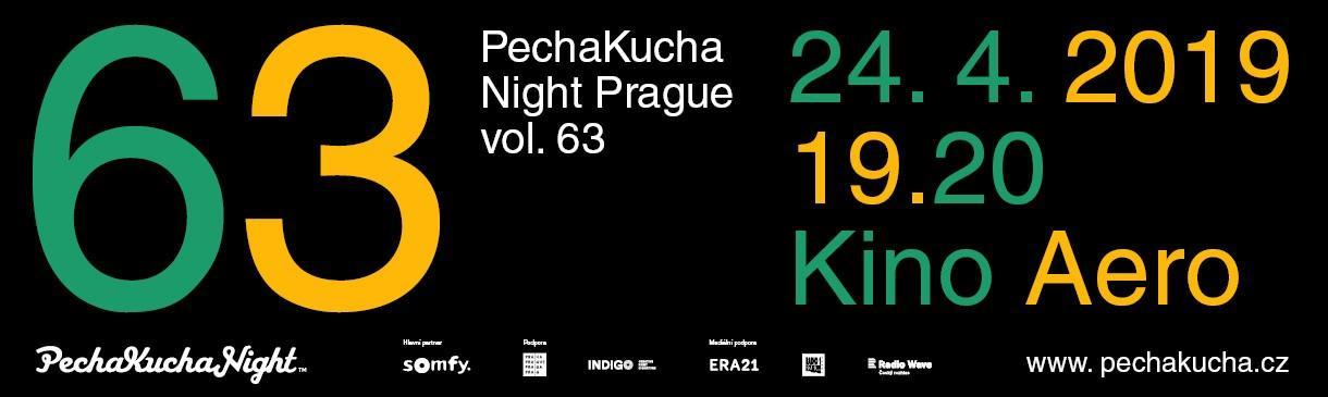 Pechakucha 63.