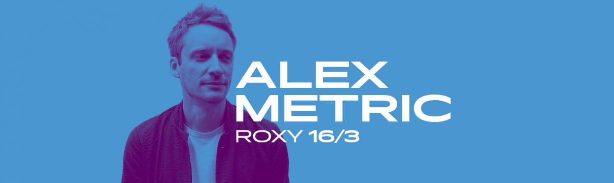 ALEX METRIC V ROXY