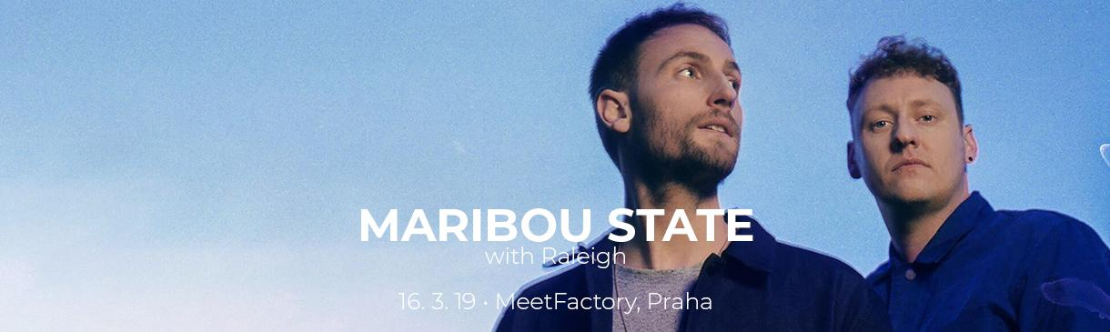 MARIBOU STATE V MEETFACTORY