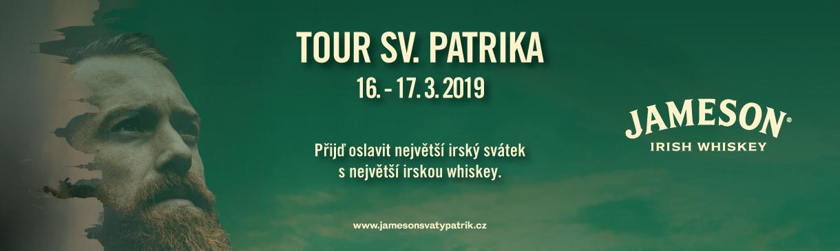 VELVET COMEDY na TOUR Sv. PATRIKA