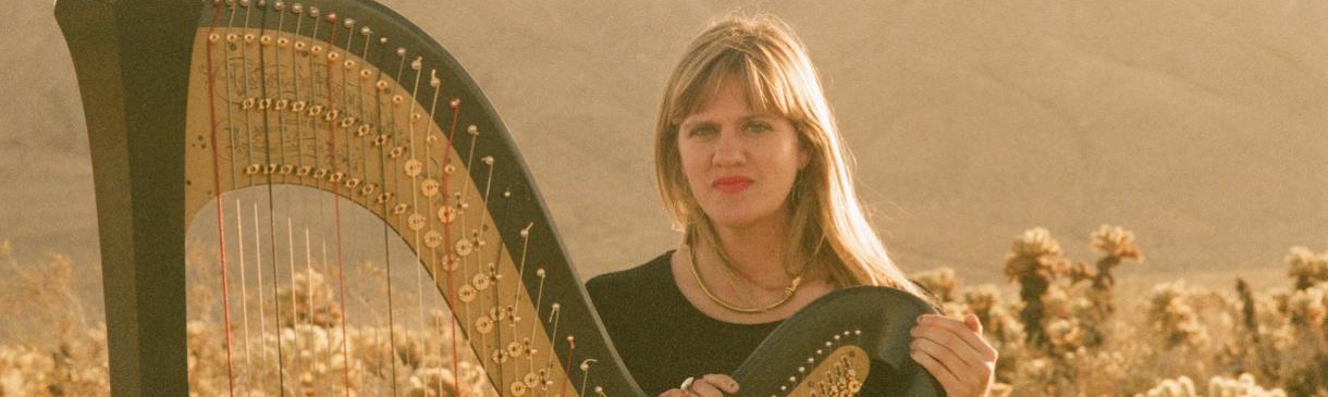 MARY LATTIMORE A JULIA KENT V AKROPOLI