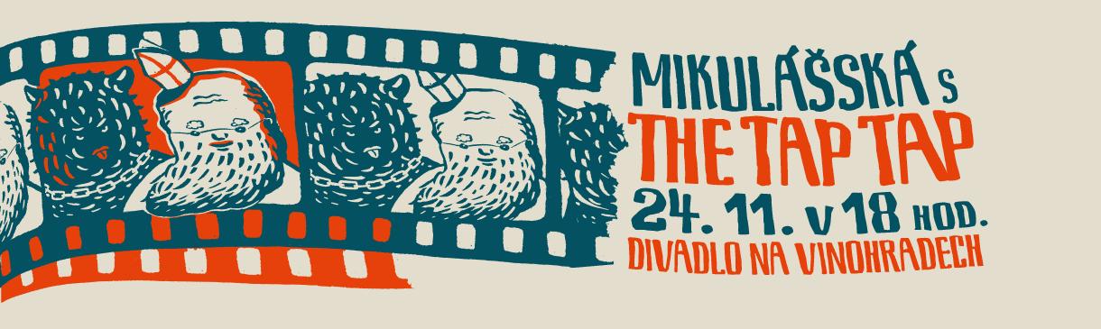 The Tap Tap – Mikulášská v Divadle na Vinohradech