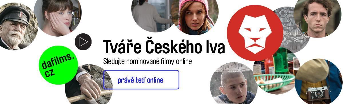 Český lev na DAFilms.cz