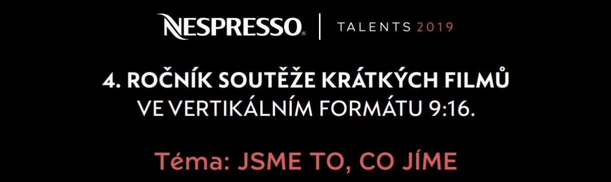 Soutěžte v Nespresso Talents. Téma? Jídlo!