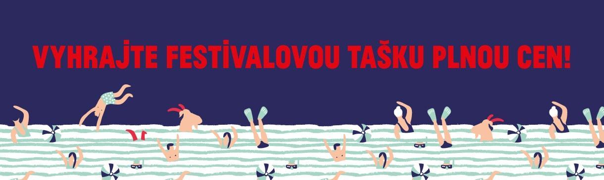 FESTIVALOVÁ TAŠKA 2019