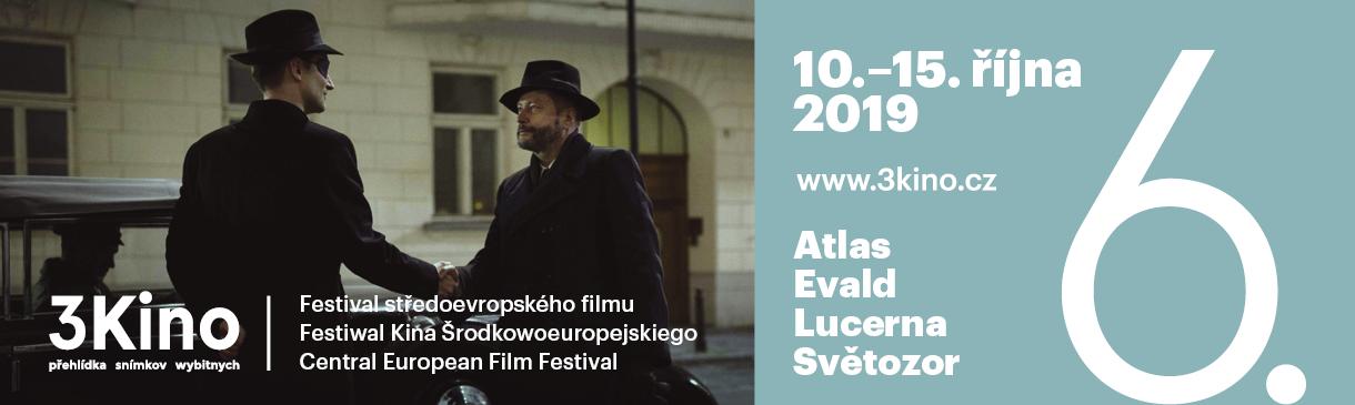 3Kino představí středoevropské filmy