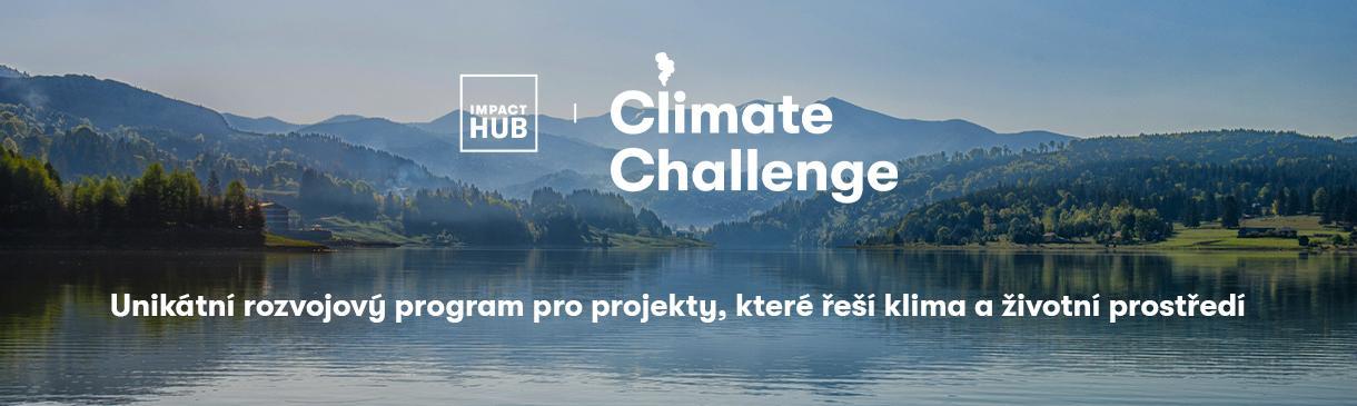 CLIMAT CHALLENGE - STARTUJE NOVÝ ROČNÍK