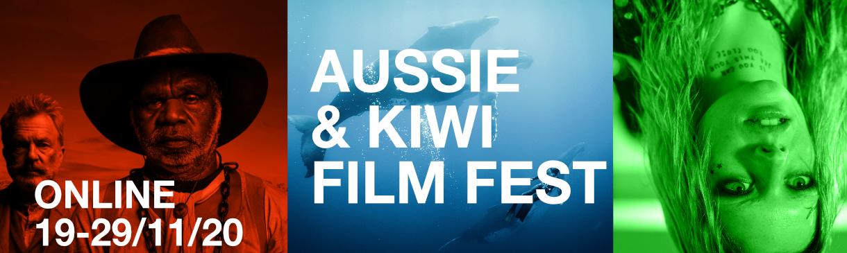 Aussie & Kiwi Film Fest ONLINE