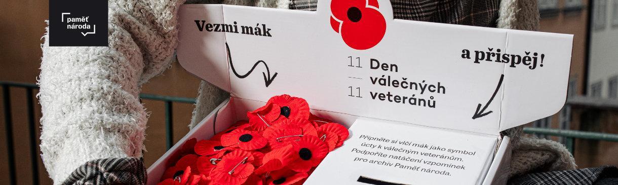 Den válečných veteránů -sbírka