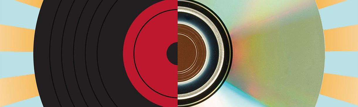 Vinyl & CD Burza na konci února