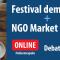 FESTIVAL DEMOKRACIE A NGO MARKET ONLINE