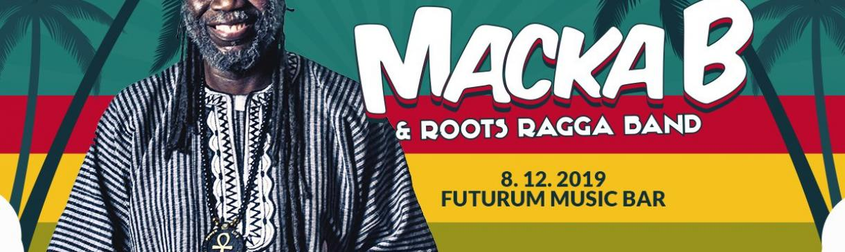 Macka B v Praze!