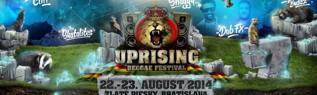 UPRISING REGGAE FESTIVAL 2014